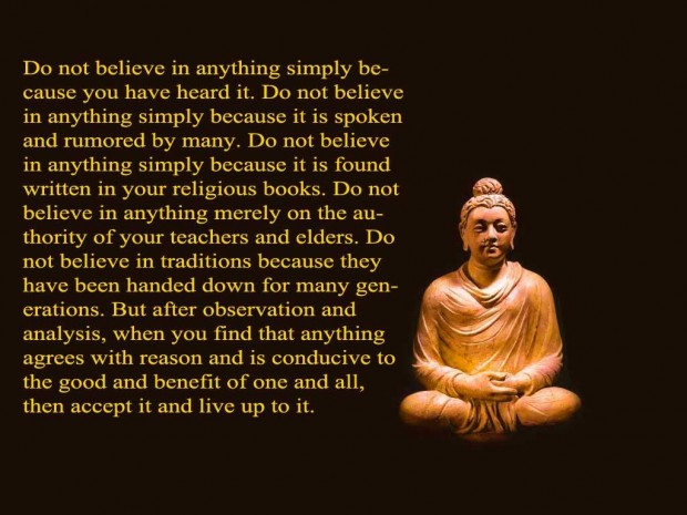 Buddhism Quotes on Life