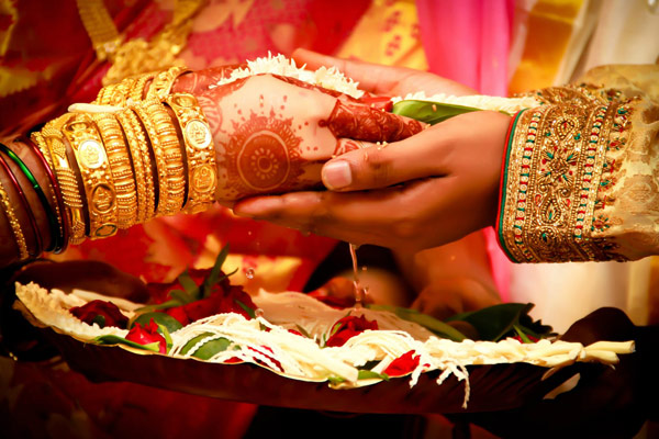 Telugu marwari wedding