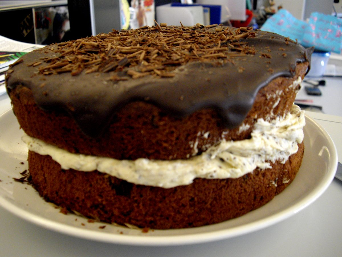 Classic 4 Layers Cake