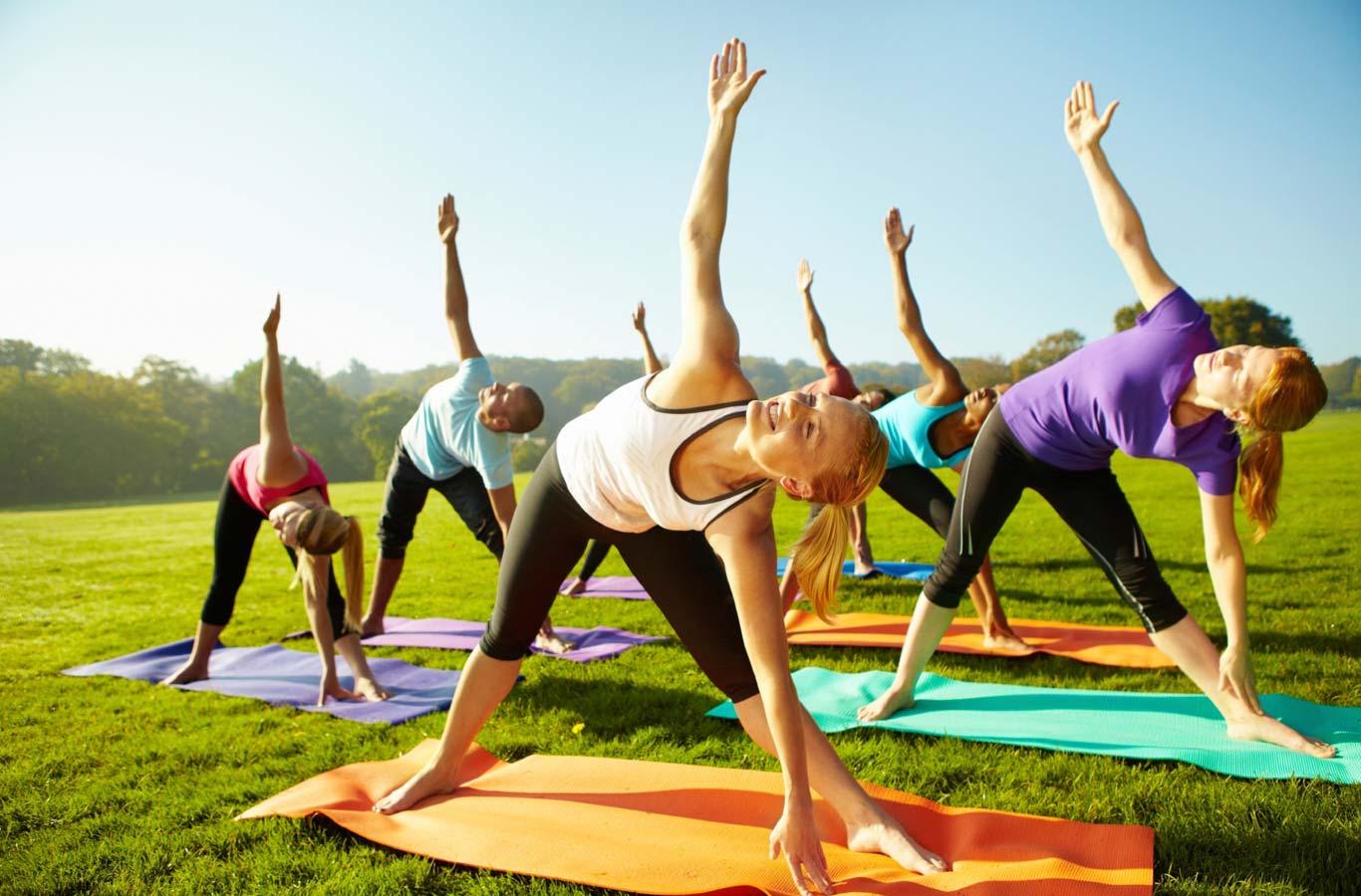 Membership of Yoga Classes