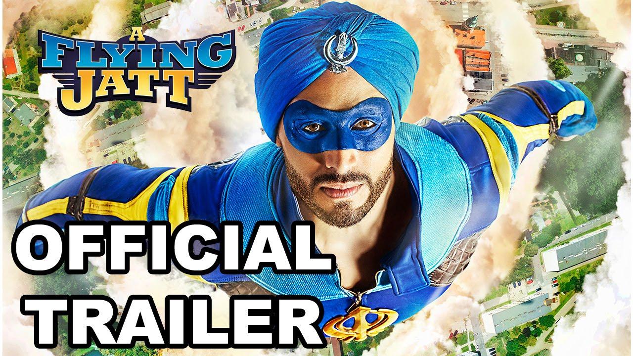 Movie A Flying Jatt Release2