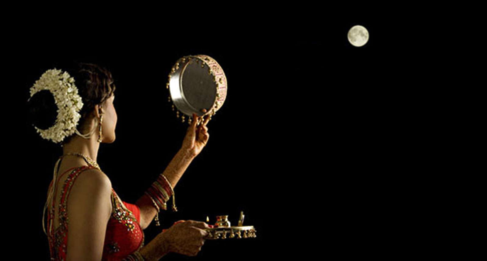 Karwa chauth in india