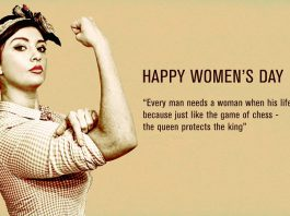 Happy Womens Day 2016