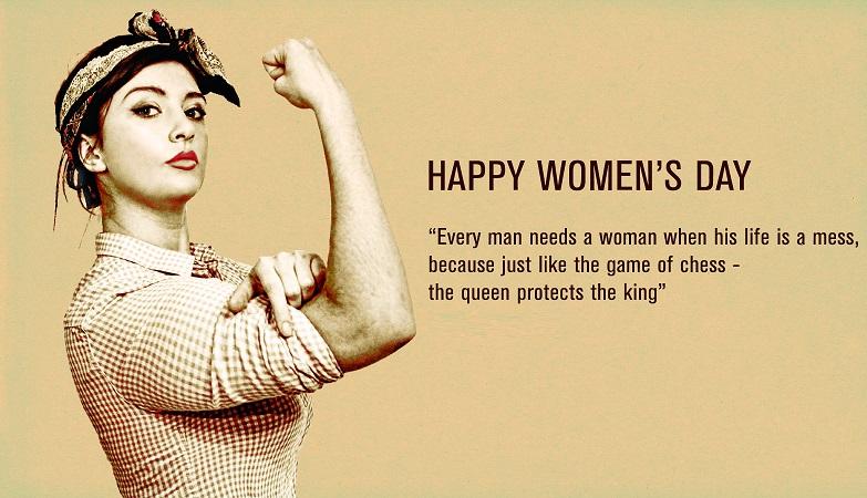Happy Womens Day 2016