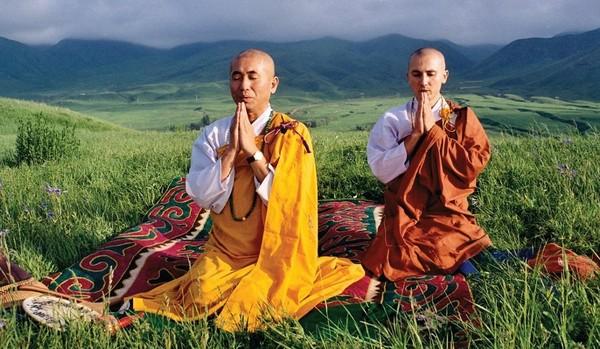 Buddhism Prayer Gongyo