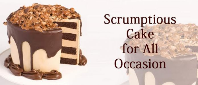 6 Scrumptious Cakes To Make Your Celebration More Memorable