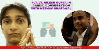 In Pic: Keshav & Nilesh