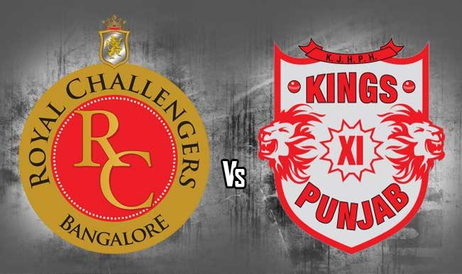 IPL 8th Match Preview - Kings XI Punjab vs Royal Challengers