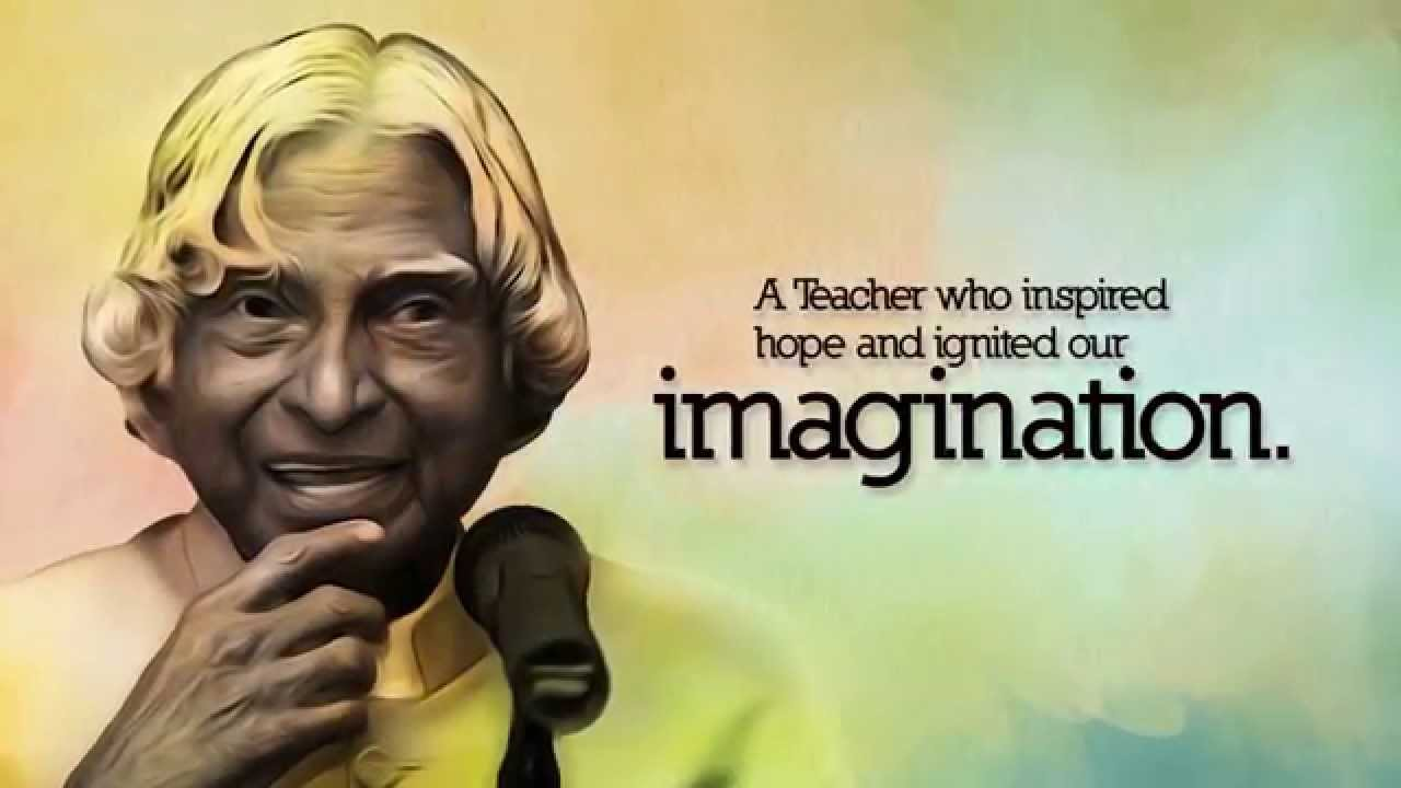 Happy B Day Dr A P J Abdul Kalam An Idol For Some And An Inspiration For Others Yoursnews