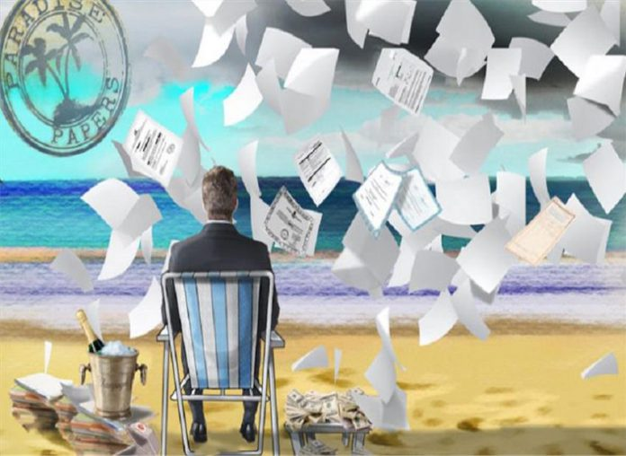 Paradise papers – confidential financial data leaked