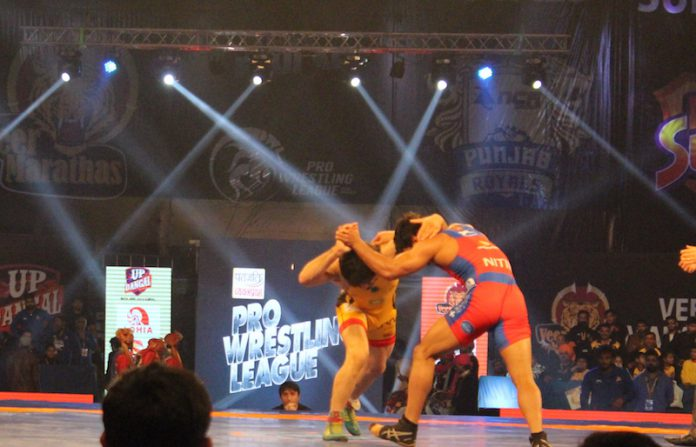 UP Dangal PWL Season 3