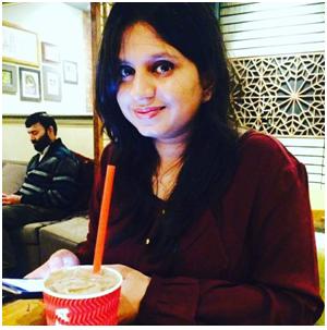 Founding Member Ria Singhal