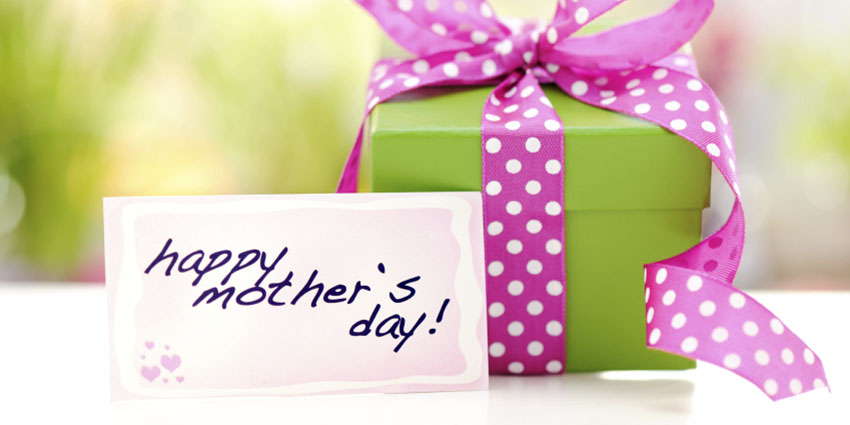 Happy Mother's Day Gift Ideas