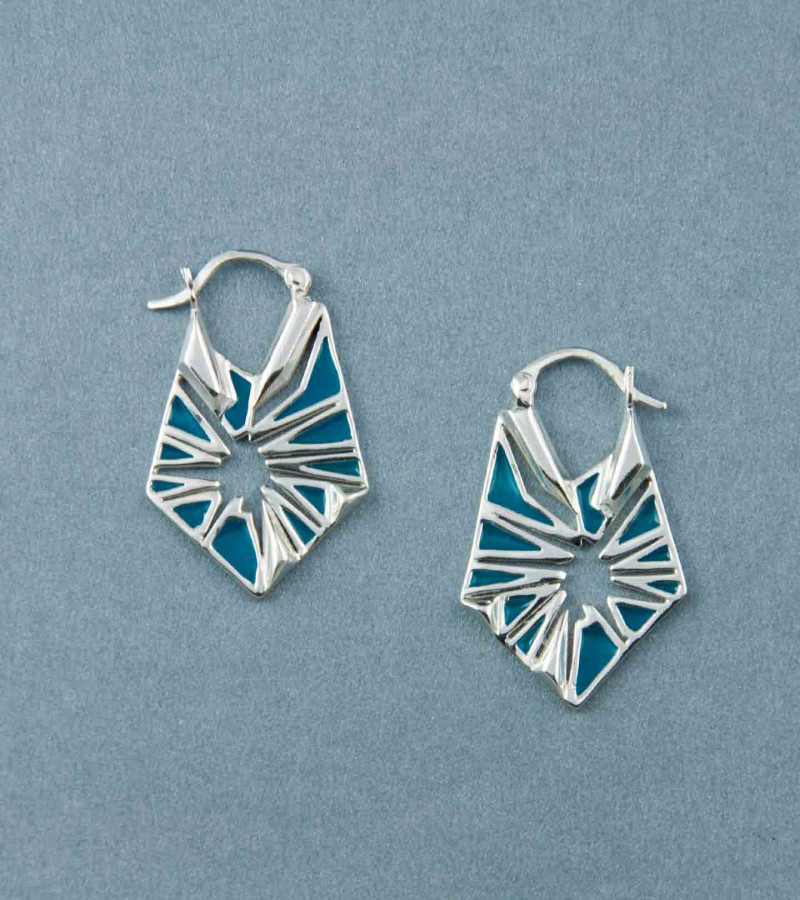 Silver Baali Earrings for Women Online