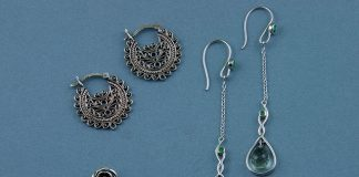 Silver Earrings for Women Online
